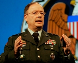 Lieutenant General Keith B. Alexander