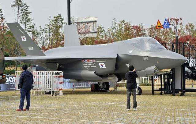 f35 korea