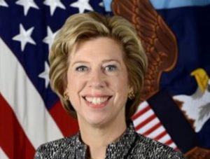 Ellen M. Lord, Under Secretary of Defense for Acquisition, Technology, and Logistics
